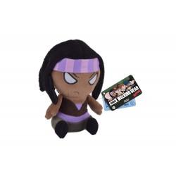Peluche The Walking Dead - Michonne Mopeez 10cm