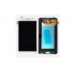 Ecran LCD + Tactile Assemblé Samsung Galaxy J7 ( 2016 ) Blanc J710F
