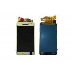 Ecran LCD + Tactile Assemblé Samsung Galaxy A3 ( 2017 ) Gold SM-A320F