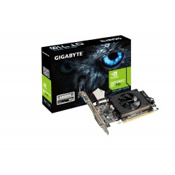 Carte Graphique Nvidia GeForce GT710 1800 MHz PCI Express 2.0