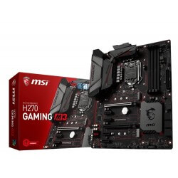 Carte Mère MSI H270 Gaming M3 Intel ATX Socket LGA 1151