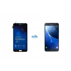 Changement Ecran LCD + Tactile Samsung Galaxy J7