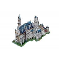 Puzzle 3D Monument - Château de Neuschwanstein 890 Pièces