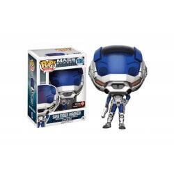 Figurine Mass Effect Andromeda - Sara Ryder Masked Exclu Pop 10cm