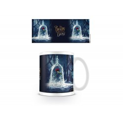 Mug Disney la Belle et la Bête - Enchanted Rose