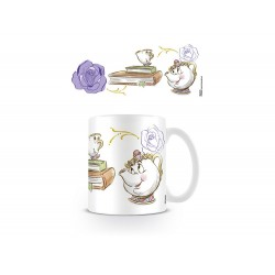 Mug Disney la Belle et la Bête - Zip Enchante