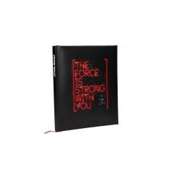 Cahier Sonore Et Lumineux Star Wars - Darth Vader