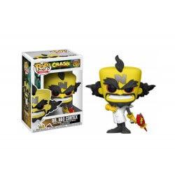 Figurine Crash Bandicoot - Dr Neo Cortex Pop 10cm