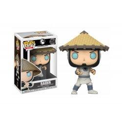 Figurine Mortal Kombat - Raiden Pop 10cm