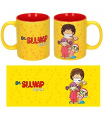 Mug Dr Slump - Brossage de Dents