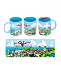 Mug Dr Slump - Penguin Village