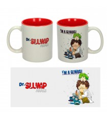 Mug Dr Slump - Genius