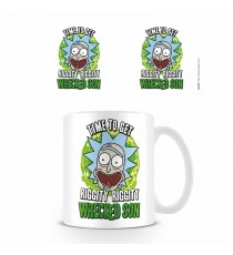 Mug Rick & Morty - Wrecked Son