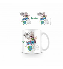 Mug Rick & Morty - El Ricko
