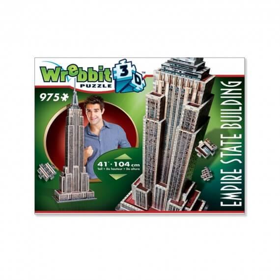 Puzzle 3D Monument - Empire State Building 975 Pièces