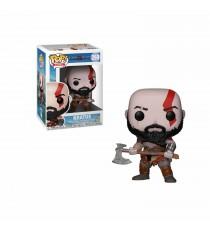 Figurine God Of War - Kratos With Axe Pop 10cm