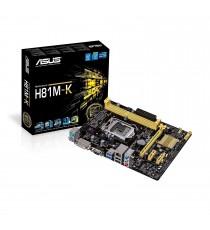 Carte Mère Asus H81M-K Socket 1150 USB 3.0