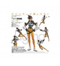 Figurine Overwatch - Tracer Figma 14cm
