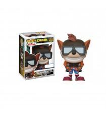 Figurine Crash Bandicoot - Crash With Jet Pack Exclu Pop 10cm