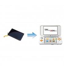 Changement Ecran LCD Haut New Nintendo 2DS XL