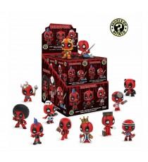 Figurine Marvel Deadpool Mystery Minis - 1 Boîte Au Hasard