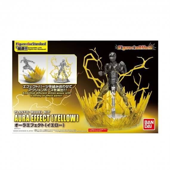 Socle - Effect Aura Yellow Figure-Rise