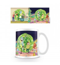 Mug Rick & Morty - Portal