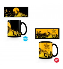 Mug Disney Thermo - Nightmare Before Christmas