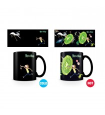Mug Rick & Morty - Thermo Portals
