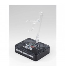 Socle Tamashii World Tour 10th Exclu 15cm
