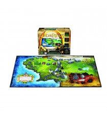 Puzzle 4D Le Seigneur Des Anneaux - La Terre Du Millieu 2100pcs