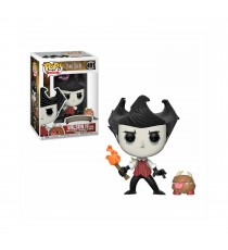Figurine Don't Starve - Wilson With Chester Pop 10cm