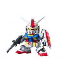 Maquette Gundam - RX-78-2 Gundam Gunpla SD 001 EX STD 8cm