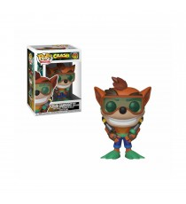 Figurine Crash Bandicoot - Crash With Scuba Pop 10cm