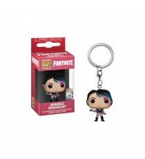 Figurine Fortnite - Sparkle Specialist Pocket Pop 4cm