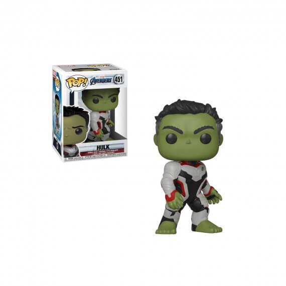 Figurine Marvel Avengers Endgame - Hulk Pop 10cm