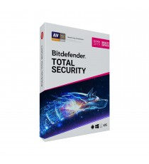 Bitdefender TOTAL SECURITY 2019 - 10 Postes / 2 ans