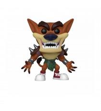 Figurine Crash Bandicoot - Tiny Tiger Pop 10cm