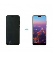 Changement Ecran LCD + Tactile Complet Huawei P20 Pro
