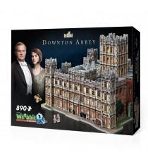 Puzzle 3D Downton Abbey - Downton Abbey 890 Pièces