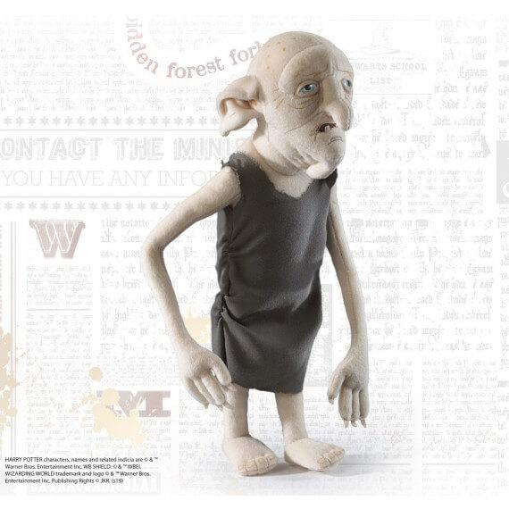 Peluche Collector Harry Potter - Kreattur 30cm