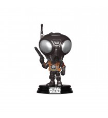 Figurine Star Wars Mandalorian - Q9-Zero Pop 10cm