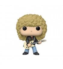 Figurine Rocks Def Leppard - Rick Savage Pop 10cm