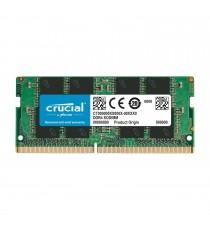 Barrette RAM 8Go Crucial DDR4 SODIMM