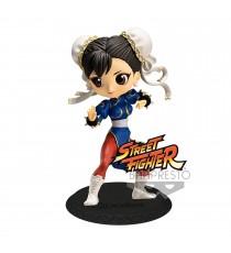 Figurine Street Fighter - Chun Li Bleue Q Posket 14cm