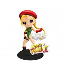Figurine Street Fighter - Cammy Ver A Q Posket 14cm