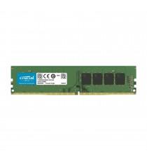 Barrette RAM 8Go Crucial DDR4 2666 MT/s