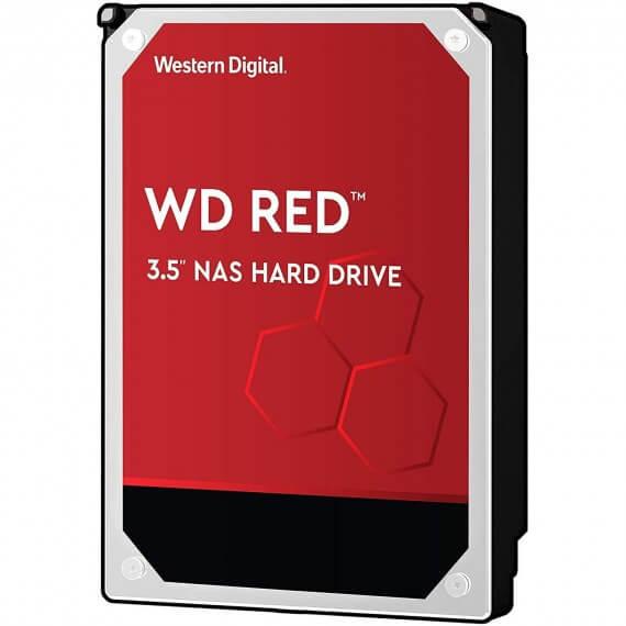 Disque Dur Interne 2 To RED SATA 3'5