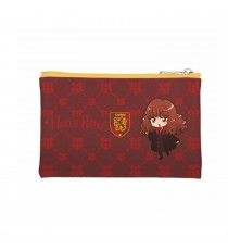 Pochette Harry Potter - Griffondor Harry & Hermione 17x11cm