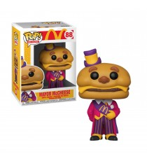 Figurine Mc Donald's - Mayor Mccheese Pop 10cm